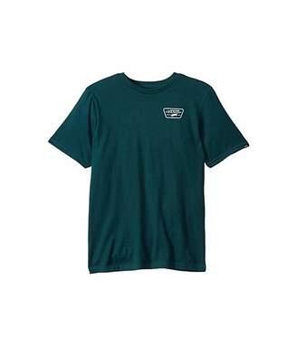 Vans Kids Full Patch Back Short Sleeve T-Shirt (Big Kids)