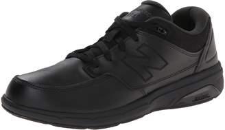 New Balance Men's MW813BK Walking Shoe-M Walking Shoe