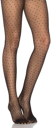Commando Chic Dot Sheer Tight