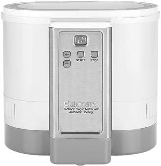 Cuisinart CYM100 Automatic Cooling Electronic Yogurt Maker