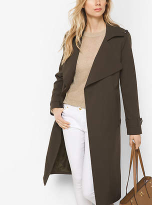 Michael Kors Belted Trench Coat $160 thestylecure.com