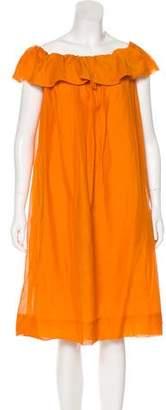 Paule Ka Sleeveless Tent Dress w/ Tags