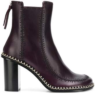 J.W.Anderson Scare Crown ankle boots