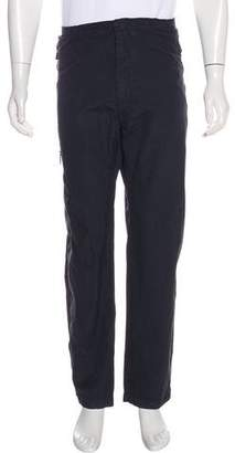 Bottega Veneta Woven Cargo Pants