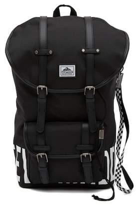 Steve Madden Logo Nylon Utility Backpack
