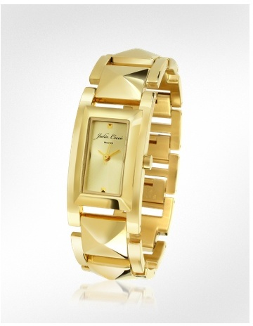 Julia Cocco' Piccadilly - Gold Studded Bracelet Watch