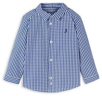 Jacadi Boys' Gingham Shirt - Baby