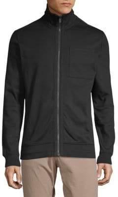 HUGO BOSS Dimon Zip Cotton Jacket