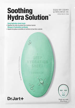 Dr. Jart+ Dr. Jart's Ladies Ultra Light Dermask Soothing Hydra Solution Deep Hydration Sheet Mask