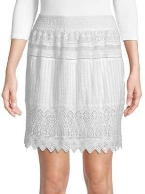 Kas Whitney Crochet Skirt