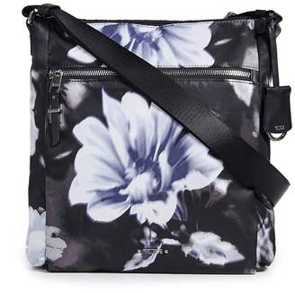 Tumi Canton Floral Cross Body Bag