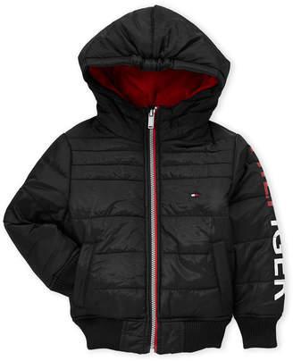 Tommy Hilfiger Boys 8-20) Hooded Puffer Jacket