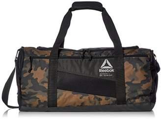 Reebok (リーボック) - [リーボック] ダッフルバッグ アクティブカモフラージュダッフルバック CV4159 CV4159 アーミーグリーン F17 (CV4159)