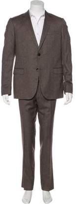 Gucci Wool-Blend Notch-Lapel Suit