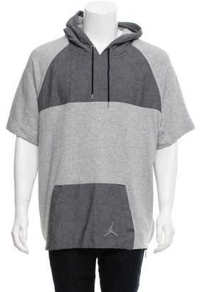 Nike Jordan Colorblock Hooded Sweatshirt