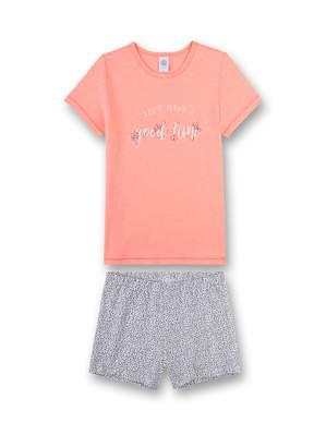 Sanetta Girl's Schlafanzug Kurz Clothing Set