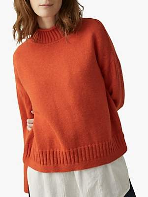 Toast Mariner Wool-Cotton Jumper