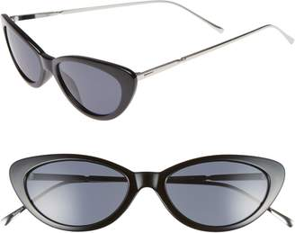 Leith 53mm Cat Eye Sunglasses