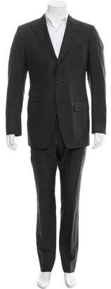 Tom Ford Wool Three-Button Suit