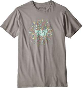 Patagonia Save Our Rivers Organic T-Shirt - Men's