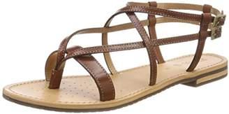 Geox Women's Sozy 22 Flat Sandal