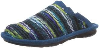 Romika Women slippers MIKADO 66 blue, 22066 70 663