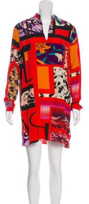 Etro Silk Printed Tunic