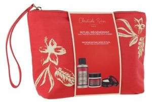 Christophe Robin Three-Piece Regenerating Hair Ritual Set