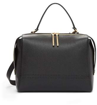 Milly Astor Large Leather Satchel