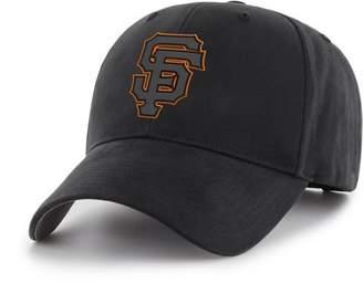 SAN FRANCISCO GIANTS MLB Black Mass Basic Adjustable Cap/Hat by Fan Favorite