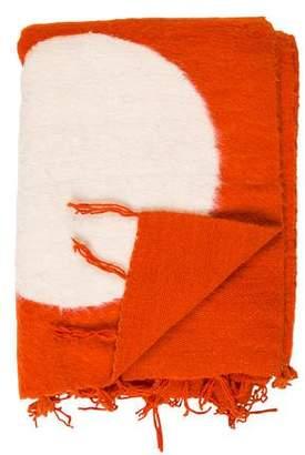 Jonathan Adler Polka Dot Throw Blanket