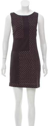 Missoni Metallic Patterned Mini Dress