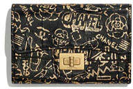 Chanel 2.55 Flap Card Holder