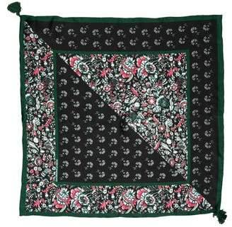 Rebecca Minkoff Silk Floral Scarf w/ Tags