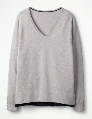 Boden Tilly V-Neck Sweater