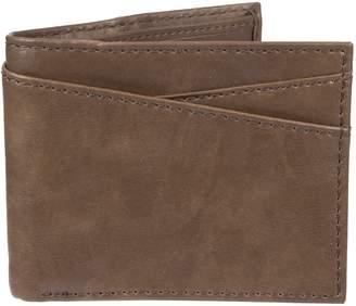 Apt. 9 Men's RFID-Blocking Slimfold Wallet