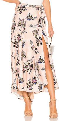 The Jetset Diaries x REVOLVE Azalea Wrap Skirt