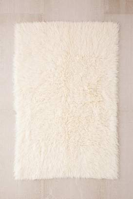 Flokati Wool Shag Rug