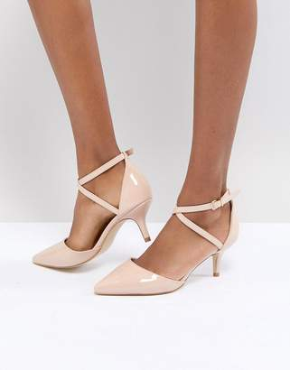 Raid Lyla Kitten Heel Court Shoe
