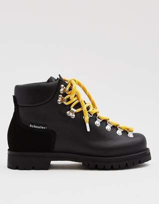 Proenza Schouler Leather Hiking Boot