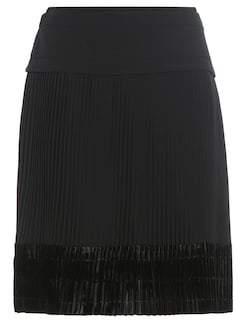 Carven Plissé skirt