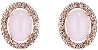 Eye Candy Los Angeles Mariah Cz Statement Earrings