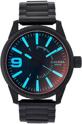 Diesel DZ1844 Black with Sunray Dial Watch