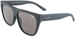 Quay Drama By Day Square Plastic Sunglasses