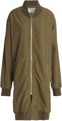OAK Oversized Shell Bomber Jacket