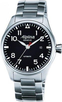 Alpina Geneve Startimer自動525b4s6b自動Watch for Him Rotor