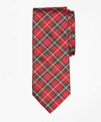 Brooks Brothers Royal Stewart Tartan Tie