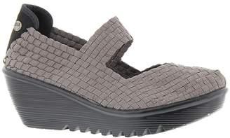 Bernie Mev. Womens Lulia Casual Wedge Shoes