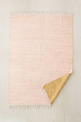 Urban Outfitters Reversible Colorblock Rug