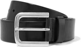 Vetements - Levi's Leather Belt - Black $640 thestylecure.com